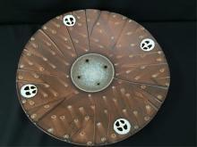 Pottery Shield Mandalas by David McDonald.