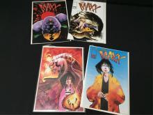 (4) Comic Books The MAXX