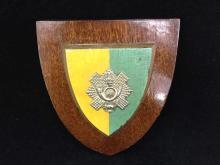 QC Hightland Light Infantry Drum Major's Cap Badge