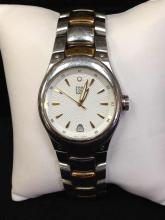 ESQ Men's Wrist Watch-Swiss Made SS