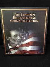 Bradford Lincoln Head Cent Bicentennial Collection - 1955 to 1983