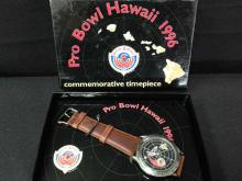 Commemorative Wristwatch 1996 Hawaii in box