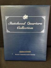 Statehood Quarter Collection Binder