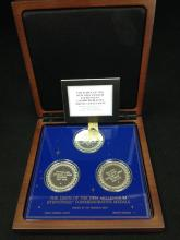 Dawn Of a new Milliennium Silver Medals