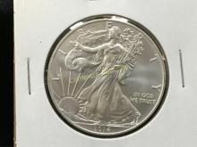 2014 One Ounce Silver Eagle PL