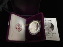 1992 American Eagle Proof One Ounce