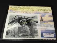 Major Frederick Arnold WW2 Fighter Pilot info