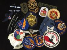 28 Military Patches & Decals - Mixed Lot