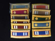 11 Military Should Strap Bars - Assorted