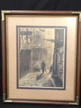 D. Childers Artwork - Hotel