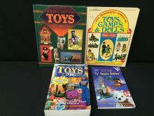 Lot of 4 Toy Guides