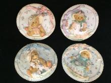 Cherished Teddies Wall Plaques - 104140