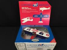 Limited Edition Pepsi Biplane Bank by Gearbox