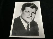 Autographed Ted Kennedy Photo