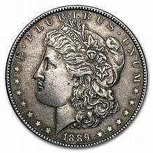 1878-1904 Morgan Silver Dollars - (Extra Fine)