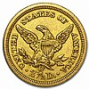 $2.50 Liberty Gold Quarter Eagle - Extra Fine