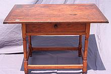ANTIQUE TAVERN TABLE. 26