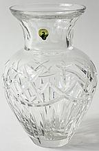 WATERFORD CRYSTAL X PICKET DECOR TRADITIONAL FORM