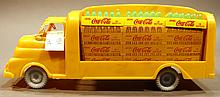 MARX COCA-COLA TRUCK.  In original box.  10