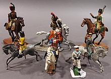 ASSORTED GROUP OF TOYS.  Including Britains and CBG.