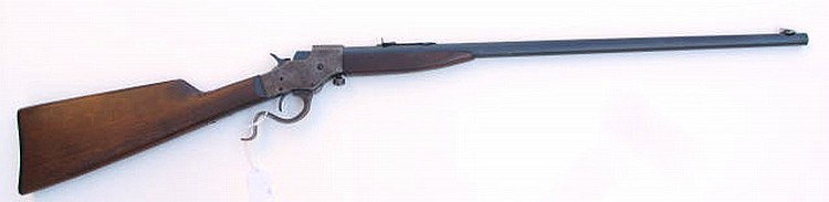 STEVENS FAVORITE SINGLE-SHOT RIFLE. Cal. 22 rf,