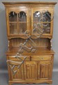 SMALL DISPLAY CABINET.