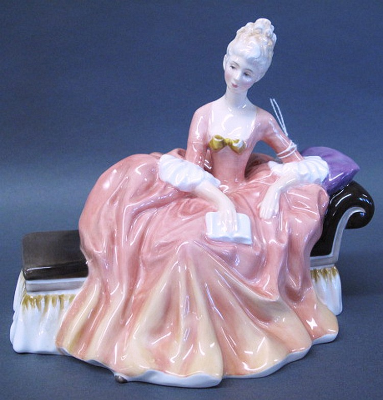 ROYAL DOULTON FIGURINE.  Reverie.  HN #15.