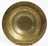 TIFFANY STUDIOS/NEW YORK GOLD DORE BRONZE SHALLOW