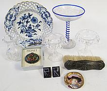 ASSORTED LOT OF OBJECTS OF INTEREST. Including a
