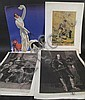 LARGE COLLECTION OF PRINTS. Including French comic