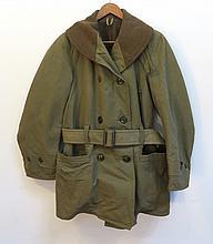 Vintage World War Ii Us Army Winter Jacket