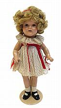 Antique Shirley Temple Doll