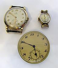 Watches, Including A Mens' Omega