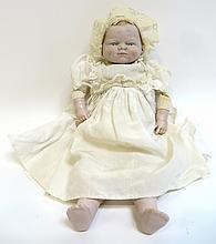 Antique Ceramic Doll