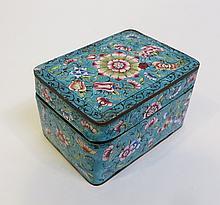 Enamel Box