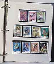 World Stamp Book
