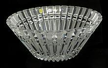 Centerpiece Bowl, Cut Glass