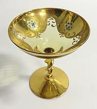 Luster Gold Goblet