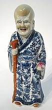 18th/19th C. Chinese Porcelain Statue