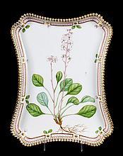 Royal Copenhagen Flora Danica small tray