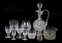 66 pieces of Waterford stemware