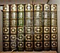 [Sets and Bindings] Seven uniformly-bound volumes of plays by Eugene O'Neill (NY: Boni & Liveright, 1920s)