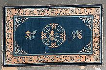 Antique Peking Chinese rug, approx. 2.11 x 4.8