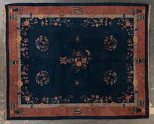 Antique Fette Chinese rug, approx. 8 x 9.9