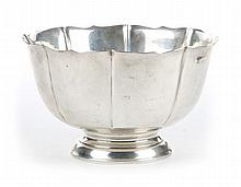 American sterling silver center bowl