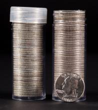 [US] 2 rolls Washington Quarters