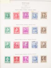 Collection of United States stamps, 1847-1999