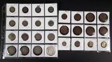 [World] British Coin Set, 1887-1963