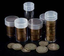 [World] British Coin Rolls