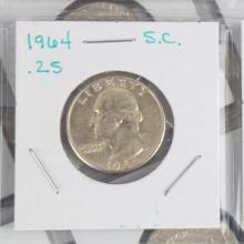 [US] 80 Silver Washington Quarters